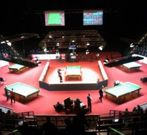 German Masters Arena